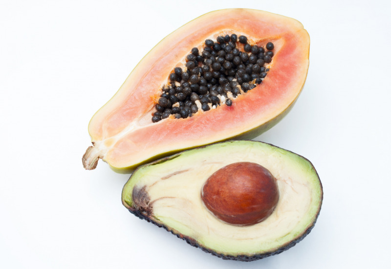 Avocado e Papaya splendore per il viso